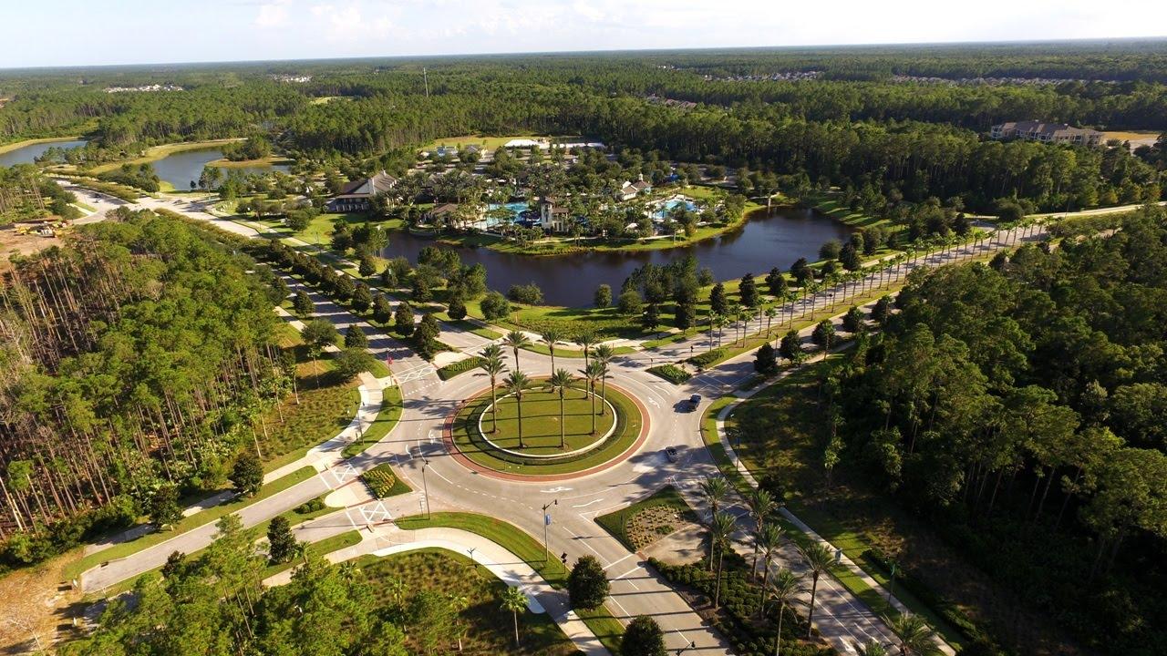 Community Of Nocatee Ponte Vedra Beach Florida Youtube