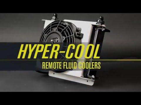 [QMVU_8575]  Hyper Cool Remote Cooler - Derale Performance - YouTube | Derale Oil Cooler Wiring Diagram |  | YouTube