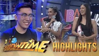 It's Showtime TrabaHula: Lars' supportive boyfriend