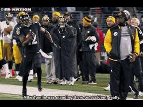 RAW   NFL Fines Pittsburgh Steelers Coach Mike Tomlin $100,000 & May Loose Draft Pick For his Action