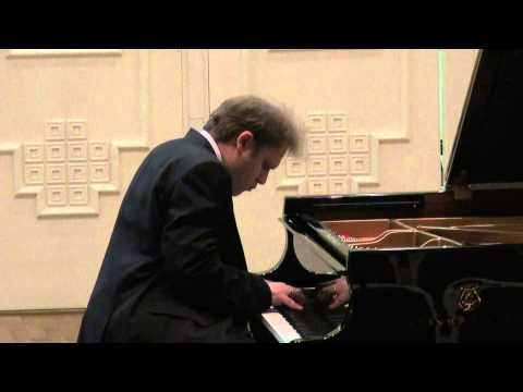 "Alexey Chernov plays N. Metner. ""Fairy tale"" op.20 No1"