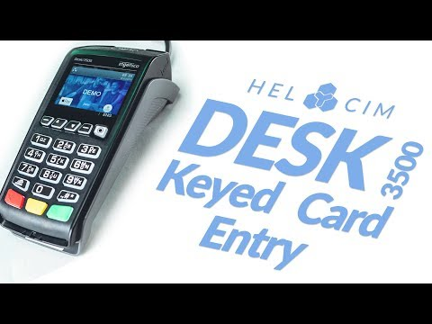 how-to-complete-a-keyed-transaction-on-the-ingenico-desk-3500-credit-card-terminal