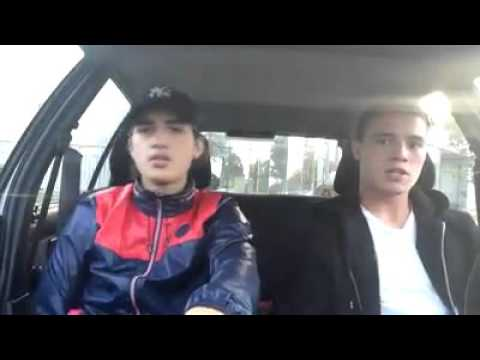 Deux rappeur font le buzz sur internet