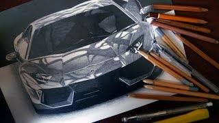 LAMBORGHINI AVENTADOR LP-700 ランボルギーニ DRAWING ISP 2014(LAMBORGHINI AVENTADOR LP-700 Drawing SUPER CAR. IVANOV SEMYON 16 January 2014 Иванов Семен. 16 января 2014г. Ачинск Карандаши 2М ..., 2014-01-16T14:00:32.000Z)