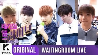 WAITINGROOM LIVE 100() _ 100&#39s explosive high-note live _ Better Day()