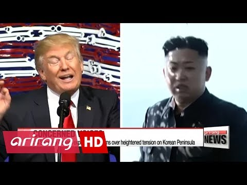 """International community on N. Korea: """"Not military solution... but peaceful solution"""" required"""