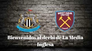 ESPECIAL DERBI DE LA MEDIA INGLESA: NEWCASTLE-WEST HAM