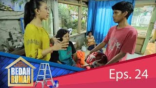 Tak Ada Biaya! Anak Bu AriahTerancam Tidak Ikut Ujian Nasional! | BEDAH RUMAH EPS.24 (2/4)