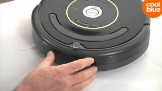 Repeat youtube video iRobot Roomba 630 videoreview & unboxing (NL/BE)