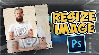 How to Resize Imąges in Photoshop and keep the Quality! (2020)
