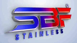 SBF Stainless Steel decoration tubes  pipes
