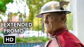 """The Flash 3x09 Extended Promo """"The Present"""" (HD) Season 3 Episode 9 Extended Promo Mid-Season Finale"""