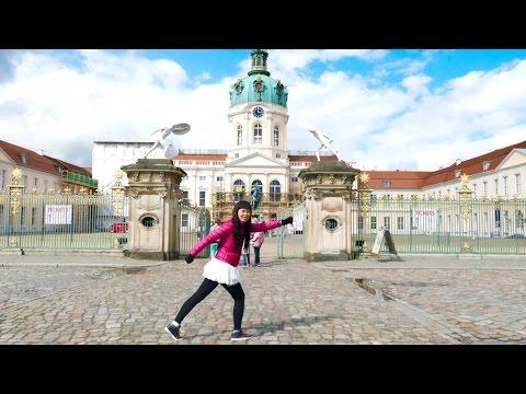 VLOG VOYAGE À BERLIN #3 | Château de Charlottenburg, Potsdamer Platz de jour & de nuit, Brandebourg