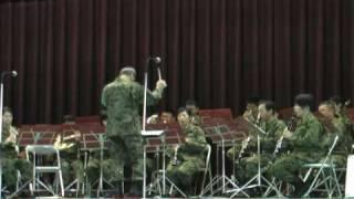 2009年4月4日、陸上自衛隊第10師団守山駐屯地創立50周年桜フェ...