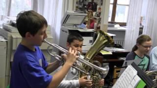 ZUŠ Kyjov  60. výročí školy