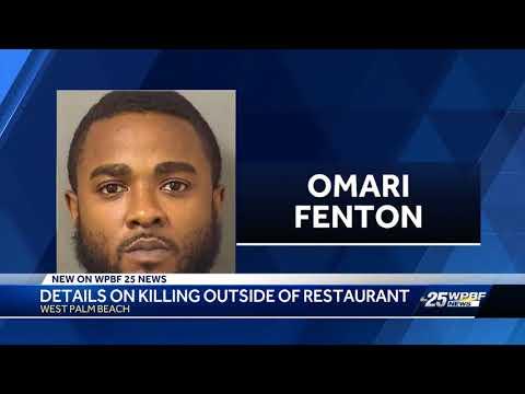 Details on killing outside of restaurant