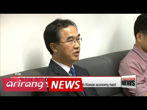 Unification minister suggests North Korea could face worse economic struggles than 'Arduous March'