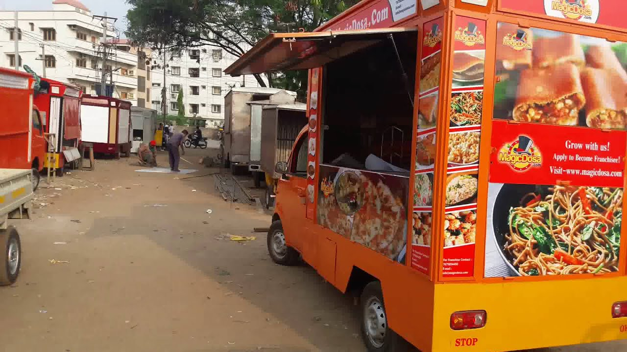 How To Start A Food Truck Business In Malaysia
