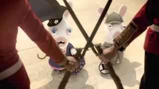 Raving Rabbids: Travel in Time 3D - Royal Wedding Trailer