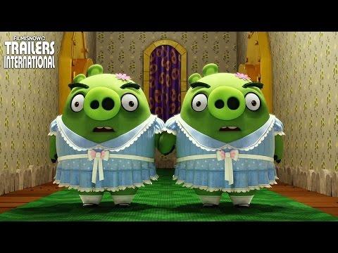 Trailer do filme Angry Birds: O Filme