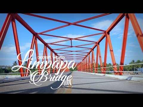 Zamboanga city's  most visited bridge -LIMPAPA BRIDGE...MUST SEE WHY?