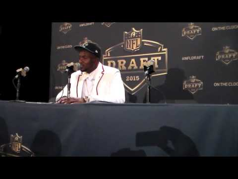 Dante Fowler Jr Highlights Jacksonville Jaguars NFL Draft Pick Interview