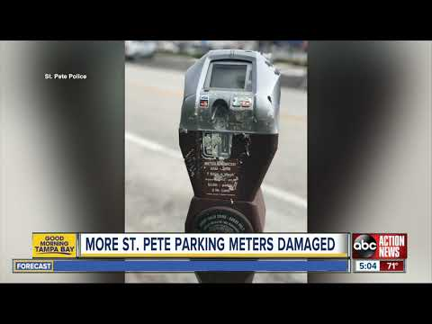 PM Tampa Bay with Ryan Gorman - Nearly 75 Parking Meters Vandalized in Downtown St. Pete