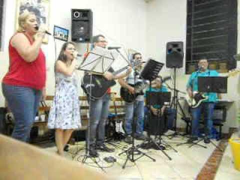 DEUS SUSTENIDO - Antes da Morte (Canto de Comunhão) - cover
