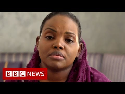 Sudan: The people who survived June 3 - BBC News