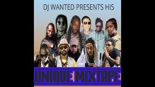 DJ WANTED - UNIQUE MIXTAPE FEB 2018
