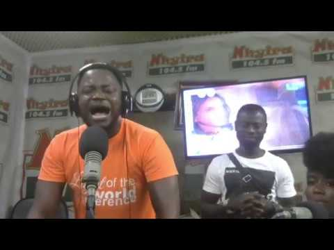 GHANAIAN WORSHIP MELODY - Full Live Worship Compilation From Nhyira FM.