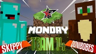 Minecraft Monday keemstar - Skeppy $10,000 Minecraft Hunger Games