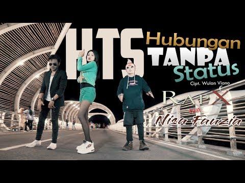 """Download RapX ft. Nisa Fauzia - HTS """"Hubungan Tanpa Status""""    Mp4 baru"""