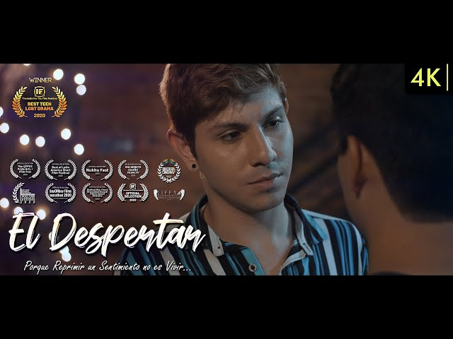 CORTOMETRAJE EL DESPERTAR | The Awakening LGBT Short film [4K]