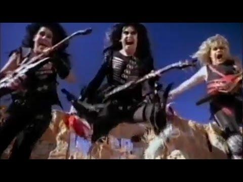 W.A.S.P. - Wild Child [Original Video HQ-1080pᴴᴰ] + Lyrics