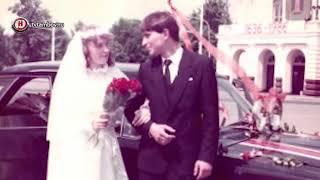 В Тамбове показали наряд невесты вековой давности