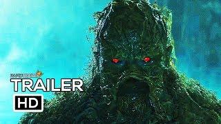SWAMP THING Teaser Trailer (2019) DC Universe, Series HD