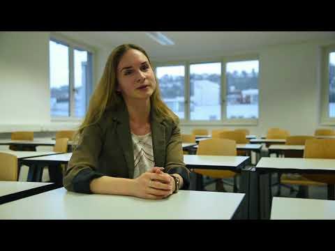 Anni - Krankenschwester und Studium Angewandte Gesundheitswissenschaften