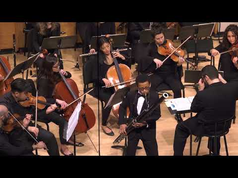 Kevin Zephyrin, bassoon - 2018 Kaufman Music Center Concerto Competition Winners' Concert