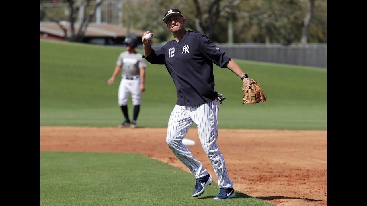 Yankees Troy Tulowitzki Impresses At Spring Training