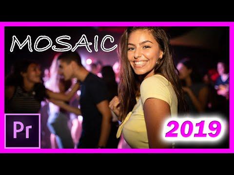 Müzik Kliplerinde Kullanabileceğiniz Efsane Efektler / Mosaic / Adobe Premiere Pro CC Eğitim