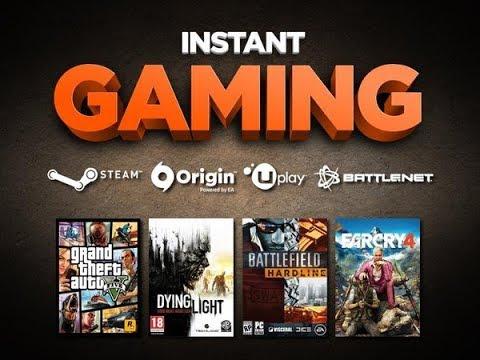 Erfahrungen Instant Gaming