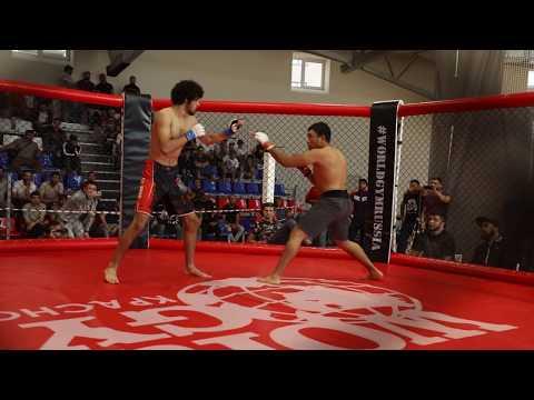 Колизей: Битва Чемпионов 7: Фируз Назаралиев (Таджикистан) vs. Рысбек Шамиев (Кыргызстан) | 66 кг