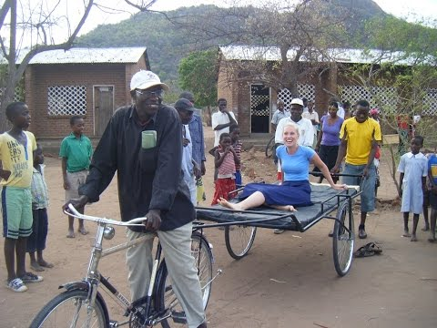 Medical challenges, volunteer in Malawi