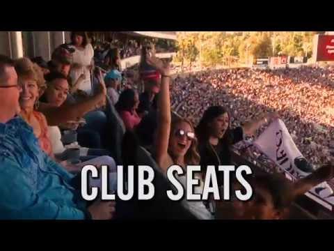 Rose Bowl Stadium Premium Seating 2015