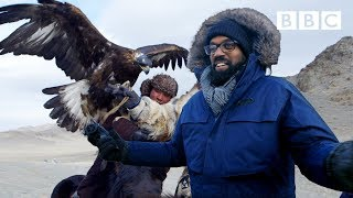 How does a vegan go eagle hunting? | The Misadventures of Romesh Ranganathan - BBC