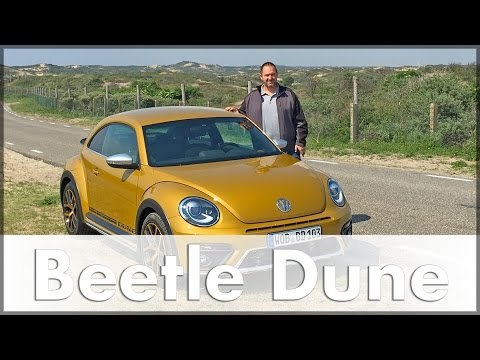 VW Beetle Dune 2016 | Volkswagen | Test | Review | Fahrbericht | Deutsch