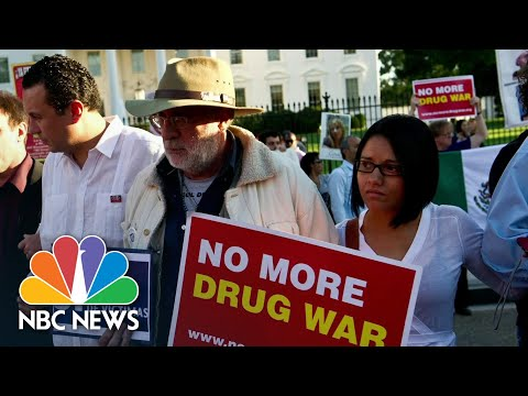 Oregon Becomes First State In Nation To Decriminalize Most Drugs   NBC News NOW