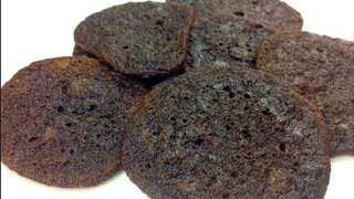 Double Chocolate & Coke Flavoured Cookies