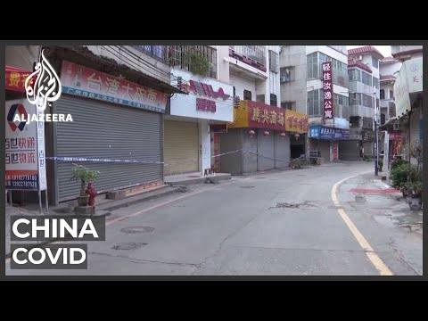 China on alert amid new COVID outbreak in south